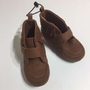 Other - Toddler suede ankle boots